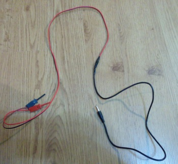 Probes for the Audiocard PC Scope